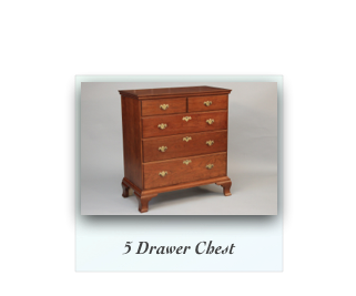 Queen Anne Lowboy Connecticut Lowboy New England Furniture Makers Traditional Furniture NH, Maine, Mass, NY, RI, COnn, NJ, PA, Virginia,