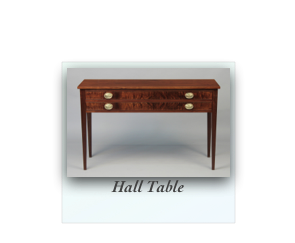 Traditional Coffee Table Mahogany Coffee Table Reproduction Federal Coffee Table