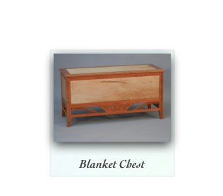 Custom Blanket Chest