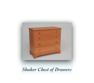 Handcrafted Cherry Sideboard